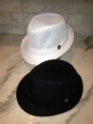 Light weight fedora..a travel companion!